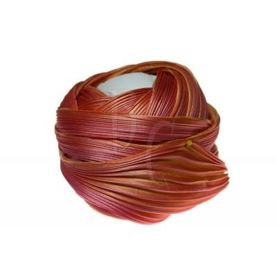 Seta Shibori color Mardi Gras x15cm