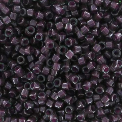 DB0279 - Luster Emerald Lined Cranberry 50 gr