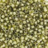 DB0908 - Spkl Light Yellow Lined Chartreuse 50 gr