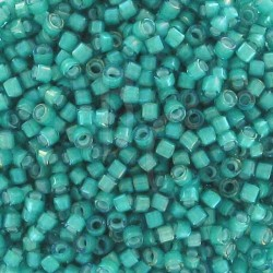 DB1782 - Teal AB Lined White 50 gr
