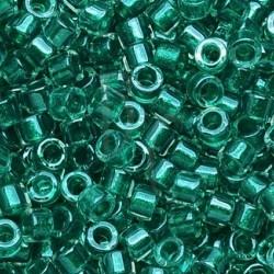 DB0918 - Spkl Teal Lined Crystal 50 gr