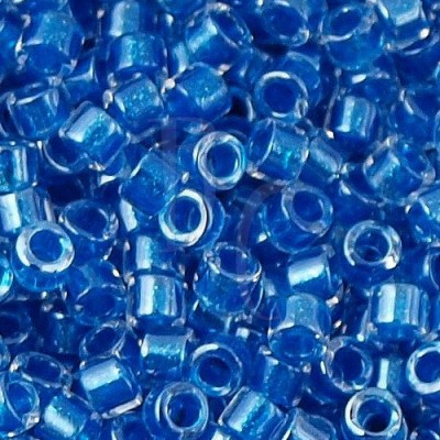 DB0920 - Spkl Cerulean Blue Lined Crystal 50 gr
