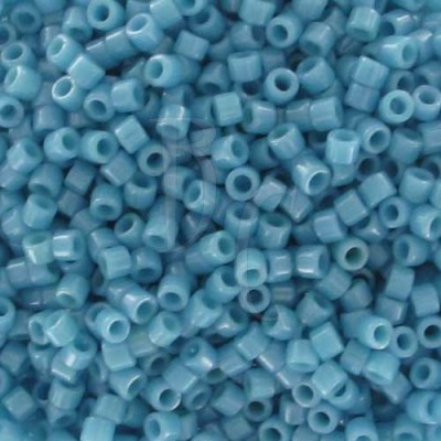 DB0218 - Opaque Med Turquoise Blue Luster - 50 gr