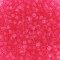 DB0780 - Dyed Semi Mat Transparent Bubble Gum Pink 5 gr
