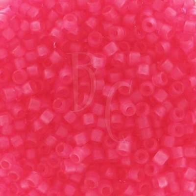 DB0780 - Dyed Semi Mat Transparent Bubble Gum Pink 50 gr