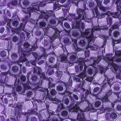 DB0906 - Spkl Purple Lined Crystal 5 gr