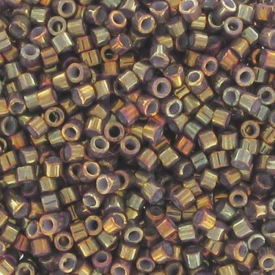 DB1010 - Metallic Earth Batik Gold Iris 50 gr