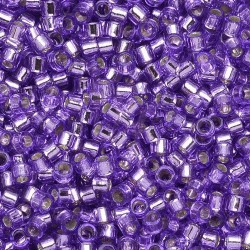 DB1347 - Dyed Silver Purple 5 gr