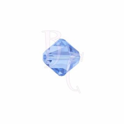 Bicono swarovski 5328 4MM Light Sapphire