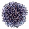 Superduo 2,5X5 mm Luster - Transparent Amethyst 10 gr
