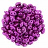 Superduo 2,5X5 mm Metalust Hot Pink 10 gr