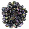 Superduo 2,5X5 mm Magic - Purple 10 gr