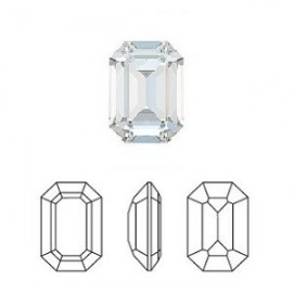 4610 - RECTANGLE OCTAGON FANCY STONE