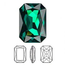 4627 - LARGE RECTANGLE OCTAGON FANCY